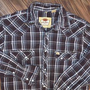 Larry Mahan Western Pearl Button Shirt